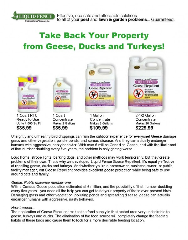 Liquid Fence - Take Back Your Property from Geese_Page_1
