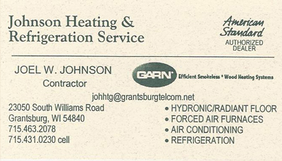 Johnson Heating